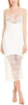 Misha Collection Irina Midi Dress