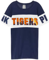 PINK Detroit Tigers Campus Short Sleeve Tee