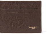 Givenchy Full-grain Leather Cardholder