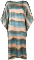 Raquel Allegra striped dress - women - Silk - 0