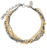 Iosselliani 'Silver Heritage' tangled bracelet