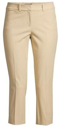 Lafayette 148 New York Manhattan Skinny Capri Pants