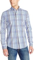 Jack Spade Men's Palmer Multi Tone Gingham Button Down Shirt