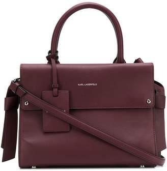 Karl Lagerfeld Paris K/Ikon Mini Top Handle bag