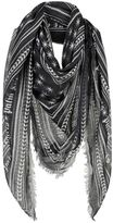 Palm Angels Square scarf