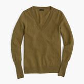J.Crew Italian cashmere classic V-neck sweater