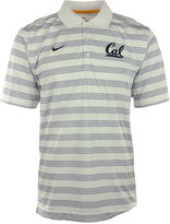 Nike Men's California Golden Bears Dri-FIT Preseason Polo Shirt
