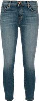 J Brand mid rise capri jeans - women - Cotton/Polyurethane - 24