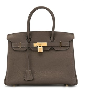 Hermes 2014 pre-owned Birkin 30 bag