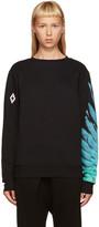 Marcelo Burlon County of Milan Black Lonquimay Sweatshirt