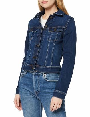 Lee Women's Slim Rider Jeansjacke