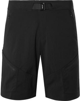 Arc'teryx Palisade Slim-Fit TerraTex Shorts - Men - Black