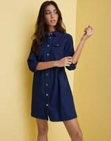 Only Denim Shirt Dress