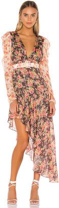 HEMANT AND NANDITA x REVOLVE Bani Asymmetrical Dress