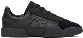 Y-3 Black Yunu Sneakers