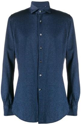 Glanshirt Woven Long Sleeved Shirt