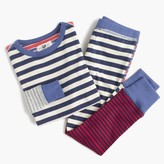 J.Crew Boys' pajama set in mash-up