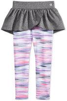 Champion Skirted Leggings, Toddler & Little Girls (2T-6X)