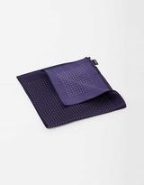 BOSS Fine Dot Silk Pocket Square