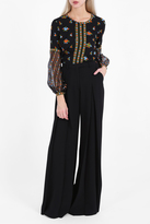 Andrew Gn Embroidered Blouse