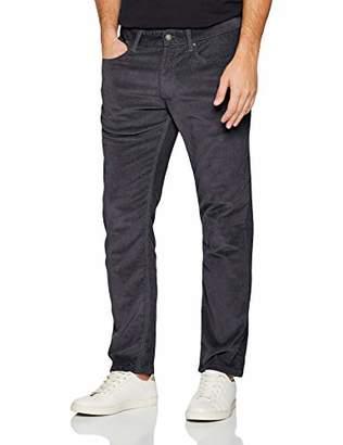 S'Oliver Men's Trouser 13.811.73.3822, (Volcano 9581), W31/L36