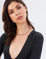 Luv Aj Scattered Pave Choker