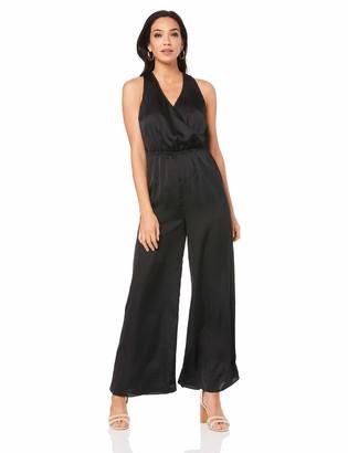 Finders Keepers findersKEEPERS Women's Whisper Wide Leg Sleeveless WRAP Jumpsuit