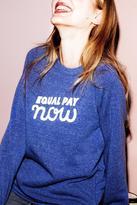 Rachel Antonoff Equal Pay Sweater