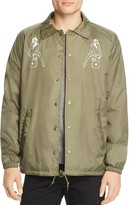 Obey Born to Lose Coach Jacket