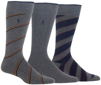 Polo Ralph Lauren Men 3-Pk. Socks