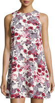 Kensie Floral-Print Shift Dress, Multi