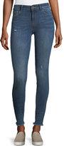 DL1961 Florence Instasculpt Skinny Jean w/ Frayed Hem
