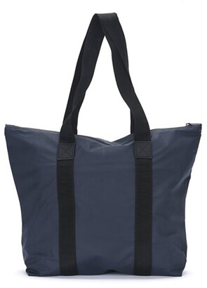 Rains Tote Bag Rush Blue
