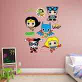 Fathead DC Comics Girl Power Collection Wall Decal