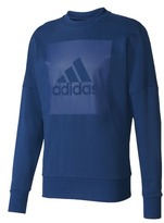 adidas Men's Logo Crew Sweater