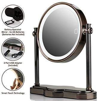 OVENTE LED Lighted Makeup Mirror