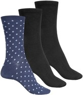K. Bell K.Bell Soft and Dreamy Socks - 3-Pair Variety Pack, Crew (For Women)