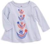 Tea Collection Infant Girl's Elspeth Graphic Print Dress