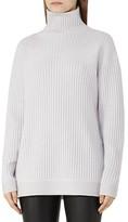 Reiss Emma Funnel-Neck Sweater