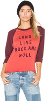 Obey Long Live Rock and Roll Tee