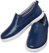 Crazy 8 Perforated Slip-On Sneakers