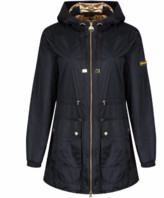 Barbour Wheelhouse Showerproof Jacket Black - 10