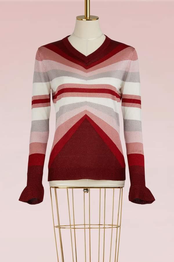 Marco De Vincenzo V-neck sweater