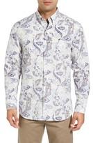 Tommy Bahama Men's Paulo Paisley Sport Shirt
