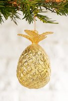 Urban Outfitters Pineapple Glass Ornament