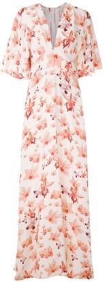 Isolda Ana Maria printed dress