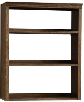 Pottery Barn Hutch with Open Shelves