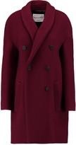 Sonia Rykiel Woven wool-blend coat