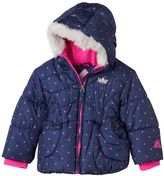 ZeroXposur Baby Girl Rosetta Heavyweight Puffer Jacket