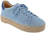Marc Fisher Mandi 2 Denim Espadrille Sneakers